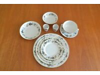 Royal Dolton fine china dinner service