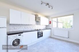 A brand newly refurbished one double bedroom period conversion flat to let on Princes Avenue