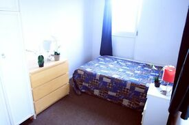 LOVELY DOUBLE ROOM TO RENT IN TUFNELL PARK GREAT LOCATION CLOSE TO THE TUBE STATION. 203B