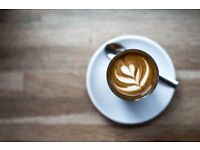 Part Time Barista: Spicer+Cole (Gloucester Rd)