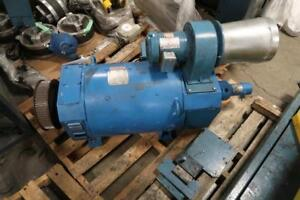 EMERSON 150 Hp DC Motor With Blower