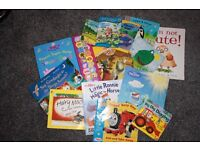 A bundle of kids' books - old favourites and popular titles
