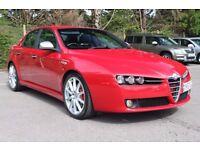 07/57 Alfa Romeo 159 TI JTS, 2.2 Petrol Manual, FSH, Low Mileage