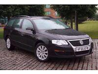2005(55) VW PASSAT S 1.9 TDI DIESEL, 5 DOORS ESTATE, NICE EXAMPLE, LONG MOT, DRIVES PERFECT!!!!!