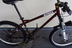Genesis Alptitude Mountain Bike