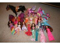 A beautiful Barbie Set