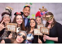 PHOTO BOOTH HIRE FROM £150