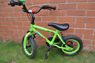 """12"""" Appollo Kids bike from Halfords Great Condition 2-4yrs"""