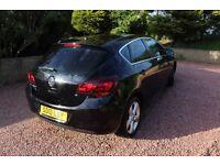 2010 Vauxhall Astra SRI (Petrol, 5 Door Hatchback)