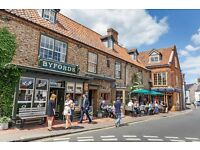 Byfords is looking for front of house staff