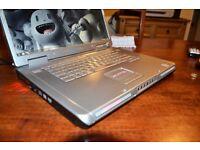Dell XPS M1710 Laptop. High spec mint condition