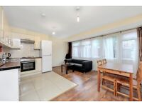 LARGE 4 DOUBLE BEDROOM 2 BATHROOM WITH A GARDEN IN LORRIMORE ROAD SE17 KENNINGTON FURNISHED