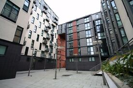 1 Bed Unfurnished City Apartment, Oswald Street