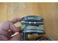 Guideline INEX 9/11 Fly Fishing Reel
