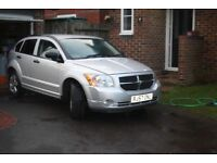 Dodge Caliber 2008 70k miles, new clutch, new mot, leather, fantastic car.