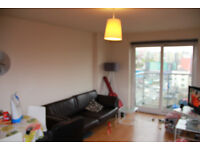 2 Bedroom Flat with En Suite - Available 15/12/17