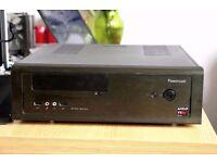 QuadCore Q8300,6GB RAM, GT610,Crucial 64GB SSD, HTPC case, CiT 400W PSU