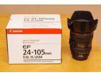 Canon Lens EF 24-105