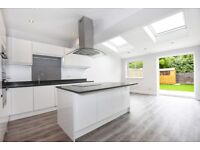 A recently refurbished 3 bed house with private garden. Hardy Road, South Wimbledon SW19