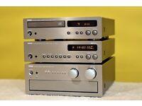 Yamaha AX-9 with CD CDX-9