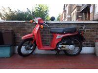 Honda SH50 Retro Moped