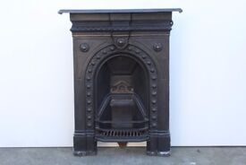 Stud Arched Fireplace, *Like Brand New* Cheap At Only £150. #04