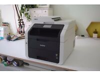 Business Printer - Wireless, All-in-one, Colour Laser Printer