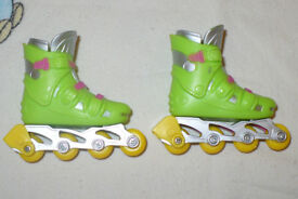 Pair of finger skates. Collectible. Christmas..