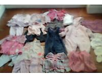 6-9mths baby girl winter clothes