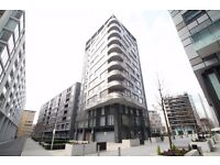 1 bed apartment, heart of Canary Wharf, 12th floor, terrace, furnished or unfurnished, concierge