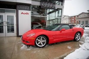 2012 Chevrolet Corvette Convertible LS3 - VERY LOW MILEAGE!