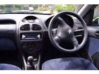 Peugeot 206 very good condition