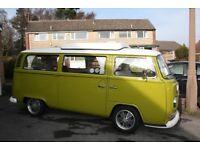 1972 VW Bay Campervan for sale