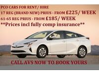 FROM £185 / WEEK-PCO CAR HIRE/RENT,UBER READY, IN SOUTHALL,HARROW, VAUXHALL,ILFORD,UXBRIDGE-LONDON