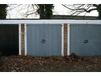 Garage to rent in the Golden Triangle