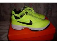 Brand New Nike Court Traines. Mens Size 9. Running Shoes. Jogging.