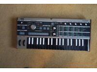 Korg Microkorg Limited Edition Synth Keyboard Synthersizer Custom Reverse Vocoder