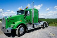 2012 Kenworth T800 HIGHWAY