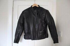 Richa leather motorbike / motorcycle jacket. Size 10. As new. Offers accepted.