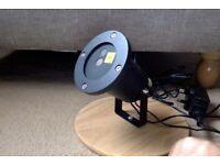 Lazer light projector