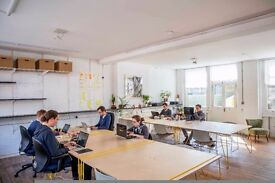 Available desks at beautiful and calm workspace in Bethnal Green E2