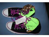 Brand new Converse size uk 7
