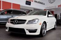 2012 Mercedes-Benz C63 AMG Performance Package 481 H.P.