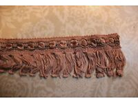 Braid for upholstery or lampshade making