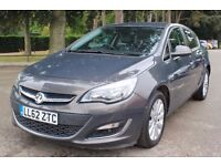 Vauxhall Astra 2.0 CDTi ecoFLEX 16v Elite 5dr (start/stop) 1 owner
