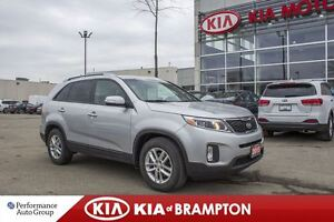 2015 Kia Sorento LX NON RENTAL BLUEOOTH HTD SEATS CRUISE ALLOYS!