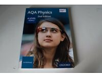 AQA Physics A Level Year 2 Student Book