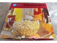 Glass Popcorn Maker