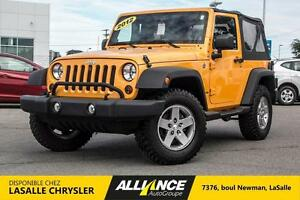 2012 Jeep Wrangler SPORT-A/C-CAMERA-BLUETOOTH