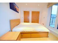 Luxury 2 bed 2 bath apartment on the 6th floor, Harbor Reach, Imperial Wharf, SW6